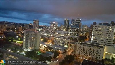 Fort Lauderdale Condo/Townhouse For Sale: 315 NE 3rd Ave #1103