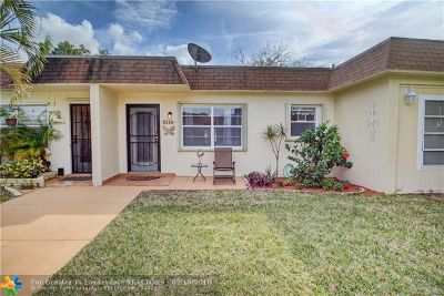 Deerfield Beach Single Family Home For Sale: 3637 SW Natura Ave