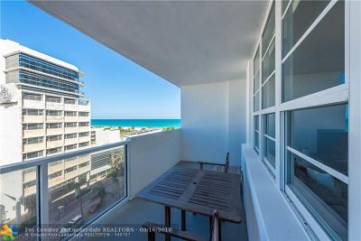 Miami Beach Condo/Townhouse For Sale: 100 Lincoln Rd #804