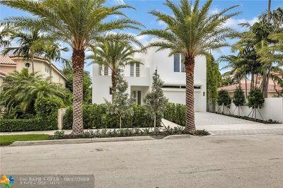 Fort Lauderdale Single Family Home For Sale: 2617 Aurelia Pl
