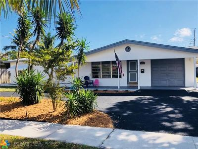 Deerfield Beach Single Family Home For Sale: 1026 SE 14th Dr
