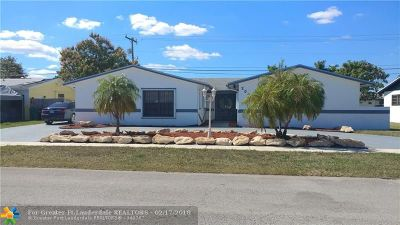 Miami Single Family Home For Sale: 20020 SW 116th Ave