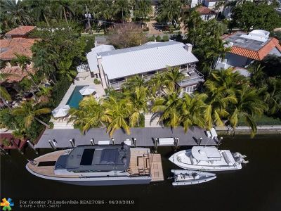 Rio Vista, Rio Vista C J Hectors Re, Rio Vista Isles Single Family Home For Sale: 1616 SE 7th St
