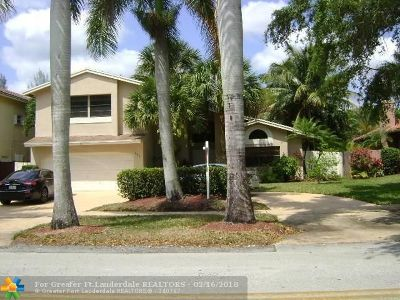 Plantation Single Family Home Backup Contract-Call LA: 821 Mockingbird Ln