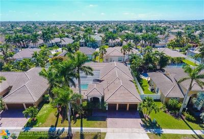 Pembroke Pines Single Family Home For Sale: 13792 NW 19th St