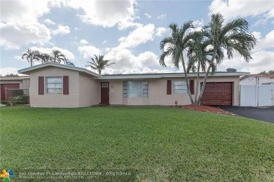 Lauderdale Lakes Single Family Home Backup Contract-Call LA: 3384 NW 21st St