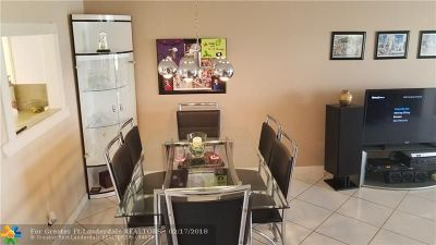 Broward County , Palm Beach County Condo/Townhouse For Sale: 5003 NW 35th St #504