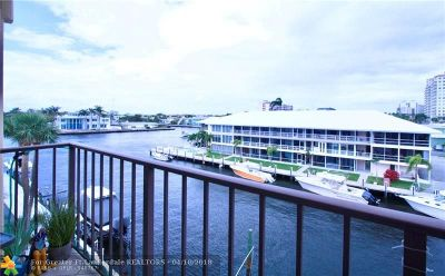 Fort Lauderdale Condo/Townhouse For Sale: 3105 NE 28th St #4C