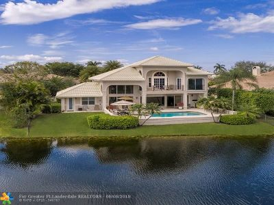 Coral Springs FL Single Family Home For Sale: $849,950