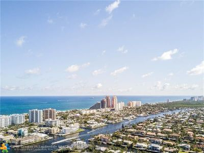 Fort Lauderdale Condo/Townhouse For Sale: 2829 NE 30th St #205