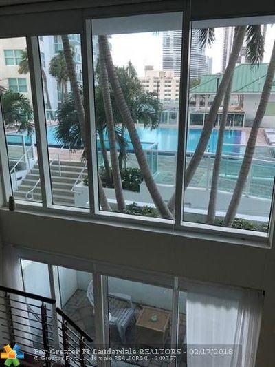 Miami Condo/Townhouse For Sale: 41 SE 5th St #705