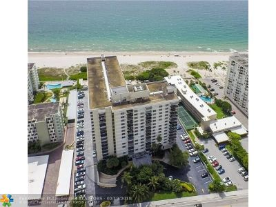 Lauderdale By The Sea Condo/Townhouse For Sale: 1900 S Ocean Blvd #14B