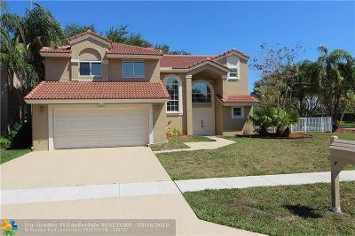 Boca Raton Single Family Home For Sale: 10291 W Sunstream Ln