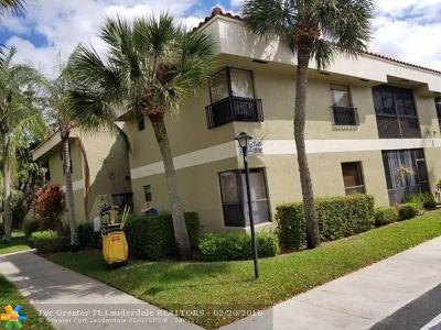 Coconut Creek Condo/Townhouse Backup Contract-Call LA: 2543 NW 49th Ter #707