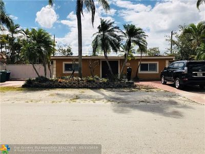 Miami Gardens Single Family Home For Sale: 4320 NW 169th Ter