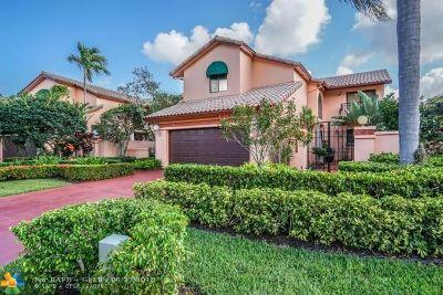 Boca Raton Single Family Home For Sale: 6532 Via Rosa
