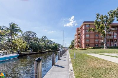 Fort Lauderdale Condo/Townhouse For Sale: 900 River Reach Dr #502
