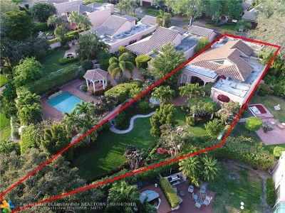 Deerfield Beach Single Family Home For Sale: 3008 Via Napoli