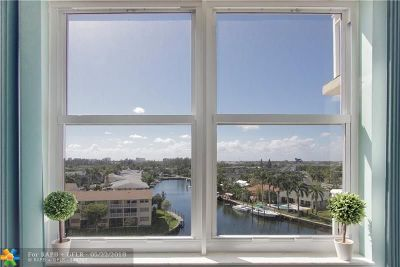 Hallandale Condo/Townhouse For Sale: 437 Golden Isles Dr #7B