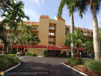 Lauderhill Condo/Townhouse For Sale: 3591 Environ Blvd #509