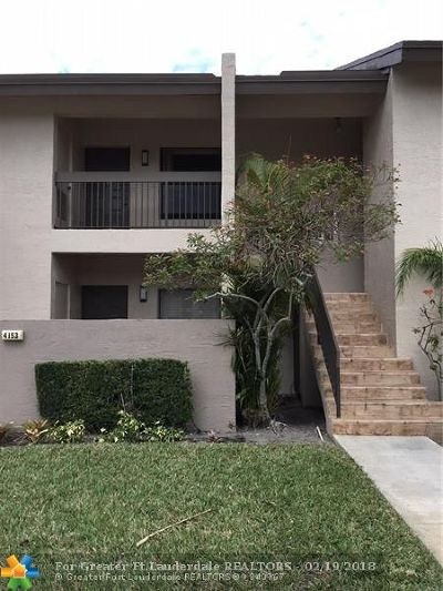 Coconut Creek Rental For Rent: 4155 NW 22nd St #267G