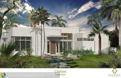 Davie Single Family Home For Sale: 2625 Park Ter