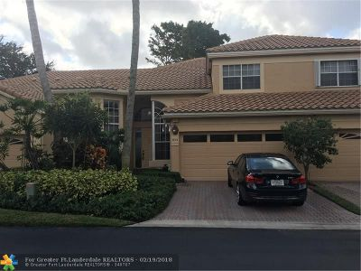 Boca Raton Condo/Townhouse For Sale: 17234 Boca Club Blvd #103
