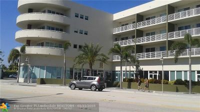 Wilton Manors Condo/Townhouse For Sale: 2301 NW Wilton Dr #R203