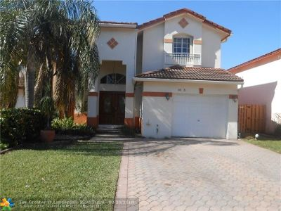 Miami Single Family Home For Sale: 10038 SW 156th Ave