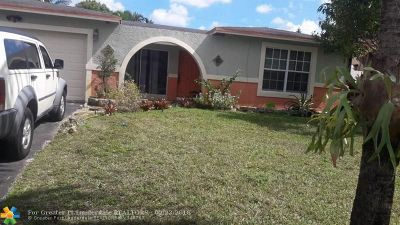 Miramar Single Family Home For Sale: 2701 Canal Rd