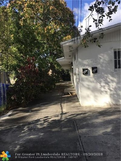 Miami Multi Family Home For Sale: 405 NW 51st St