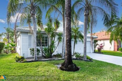 Deerfield Beach Single Family Home For Sale: 657 NW 46th Ave