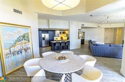 Boca Raton Condo/Townhouse For Sale: 300 SE 5th Ave #PH-8070