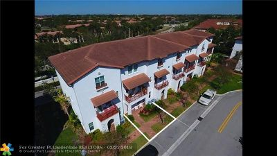 Miramar Condo/Townhouse For Sale: 11884 SW 25th Ct #11883