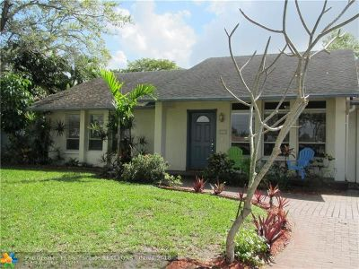 Cooper City Single Family Home For Sale: 8750 SW 52nd Ct