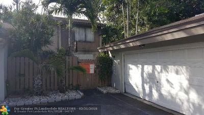 Miami Condo/Townhouse For Sale: 11256 SW 104th St #11256