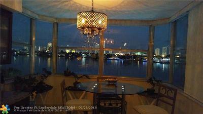 North Miami Beach Condo/Townhouse For Sale: 16558 NE 26th Ave #4B