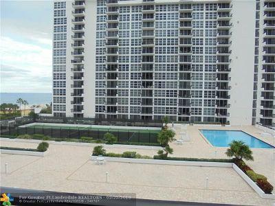 Pompano Beach Condo/Townhouse For Sale: 525 N Ocean Blvd #716