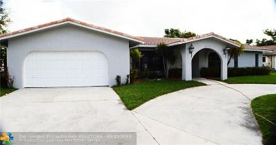 Coral Springs Single Family Home For Sale: 2415 NW 116th Ter