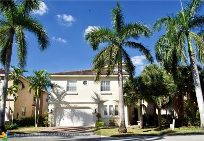 Plantation Single Family Home For Sale: 12431 SW 1st St