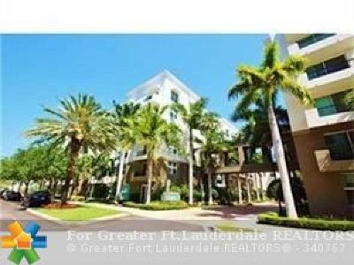 Fort Lauderdale Condo/Townhouse For Sale: 2421 NE 65th St #2-413