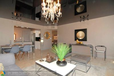 Fort Lauderdale Condo/Townhouse For Sale: 3200 NE 36th St #914
