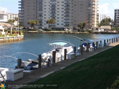 Lighthouse Point Condo/Townhouse Backup Contract-Call LA: 3180 NE 48th Ct #115