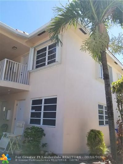 Pompano Beach Condo/Townhouse For Sale: 3212 NE 9th St #A 204