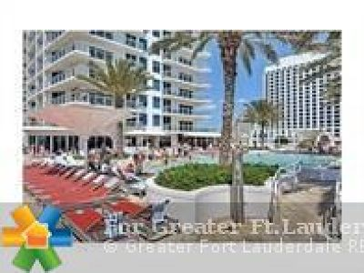 Fort Lauderdale Condo/Townhouse For Sale: 505 N Ft Lauderdale Bch Bl #1503