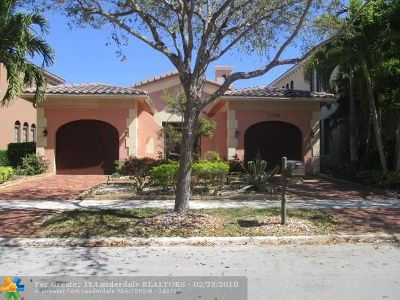 Broward County Single Family Home For Sale: 7096 Spyglass Ave