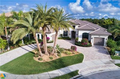 Delray Beach Single Family Home For Sale: 16533 Fleur De Lis Way