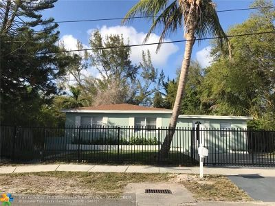 Miami Single Family Home For Sale: 1321 NE 147