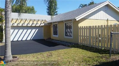 North Lauderdale Single Family Home For Sale: 504 SW 75th Ave