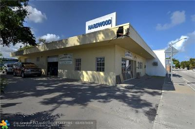 Oakland Park Commercial For Sale: 3161 N Dixie Hwy
